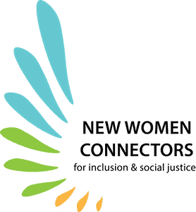 Logo: New Women Connectors